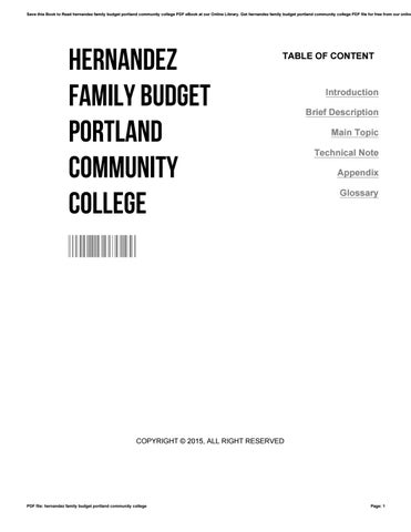 online family budget