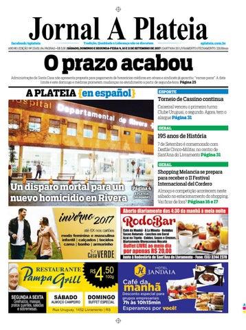 1cdaa2b3e42a2 20170909 by Jornal A Plateia Livramento - issuu