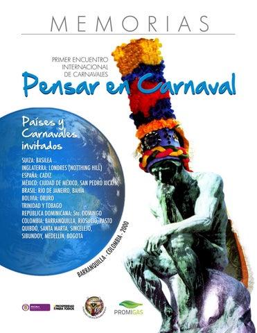 d46a2352 Memorias Pensar en Carnaval by Carlos B - issuu