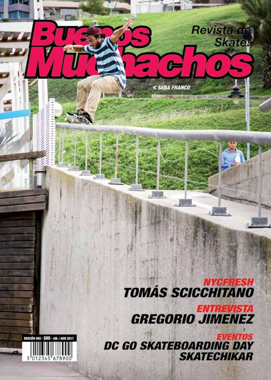 Edición  83 by Revista Buenos Muchachos - issuu 8ba2e146c04