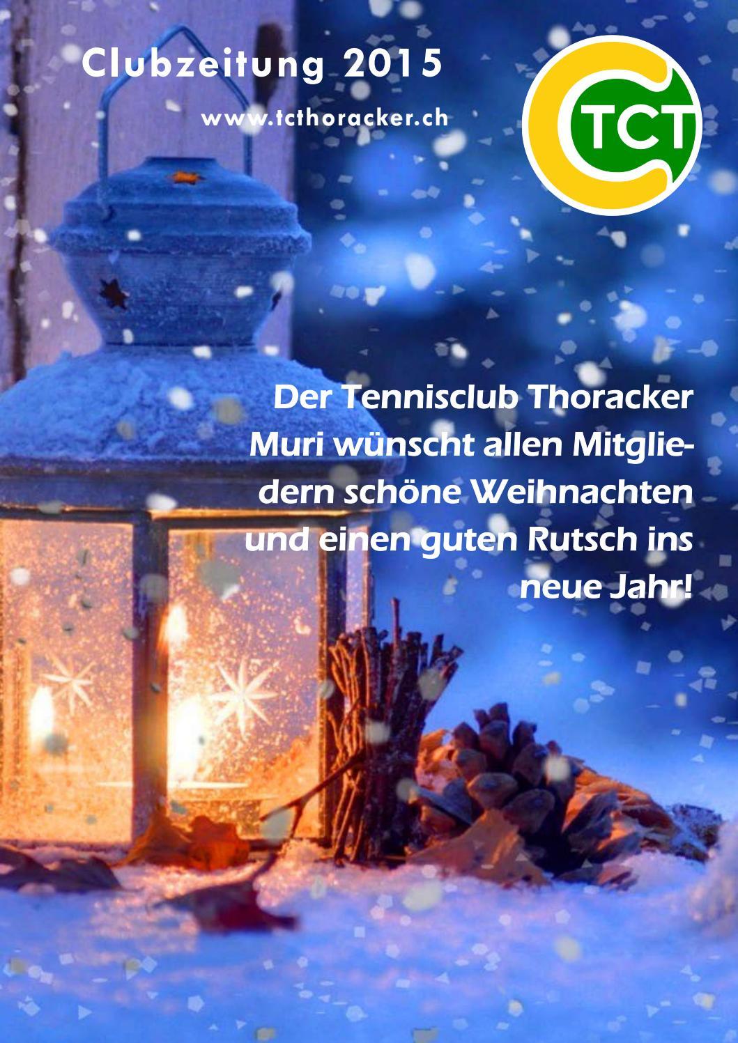 TCT-Clubzeitung Ausgabe 2015 by TCT - issuu
