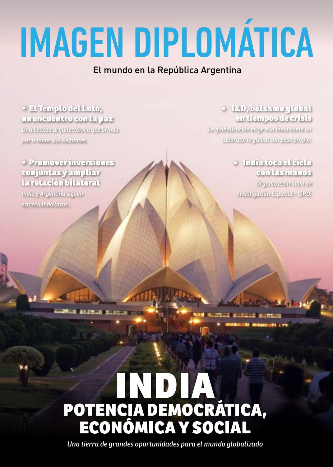 Revista india by IMAGEN DIPLOMATICA - issuu
