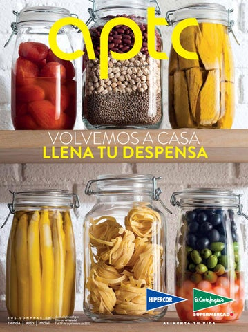 Issuu Aptc By Septiembre Tqogp Supermercados Hipercor Ofertas RjAL54