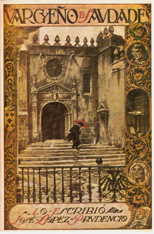 Vargue O De Saudades Por Jos L Pez Prudencio 1917 By Biblioteca  # Muebles Cid Lican Ray