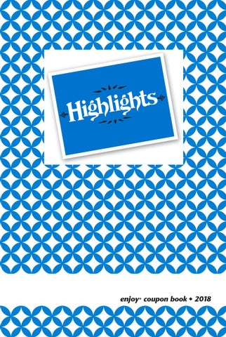 Highlights Ohio Valley 2018 By Enjoy Coupon Book Issuu