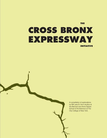 The Cross Bronx Expressway Initiative