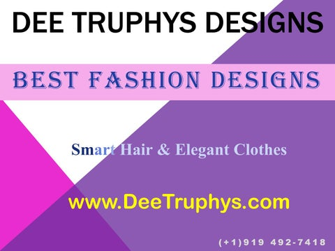 Best Fashion Designs In Raleigh North Carolina Nc By Cutewriters Com Issuu