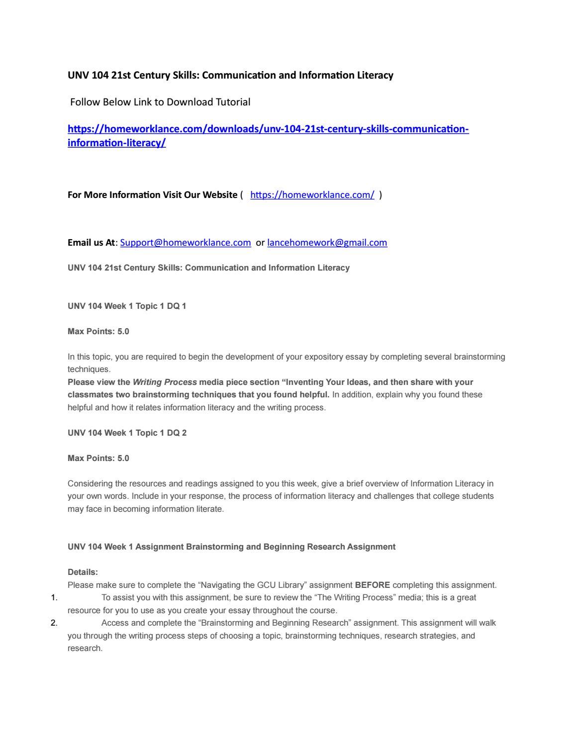 grand canyon university expository essay