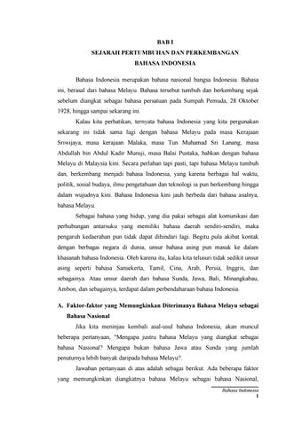Bahasa Indonesia By Supriadi Sikki Issuu