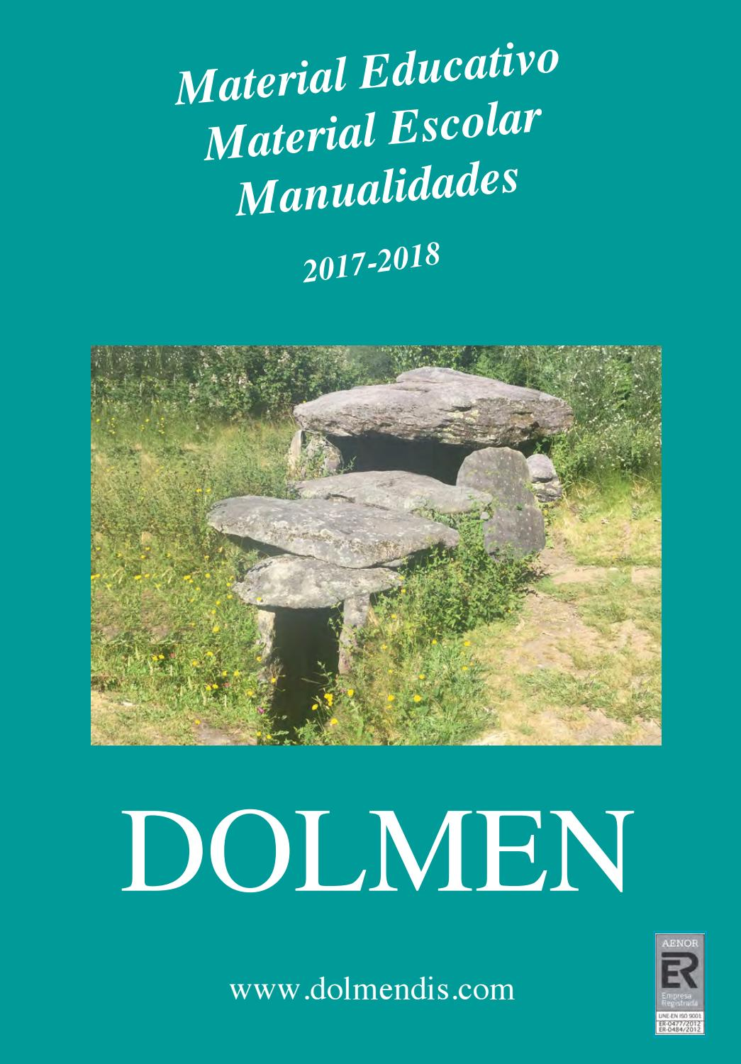 MATERIAL DIDACTICO DOLMEN 2017 by Dolmendis - issuu