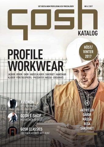 d4d9e4ad229 Gosh Produktkatalog Höst 2017 by Gosh Sweden - issuu