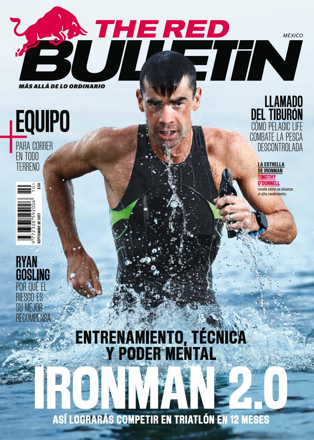 c7dbc7cd3 The Red Bulletin Octubre 2017 - MX by Red Bull Media House - issuu