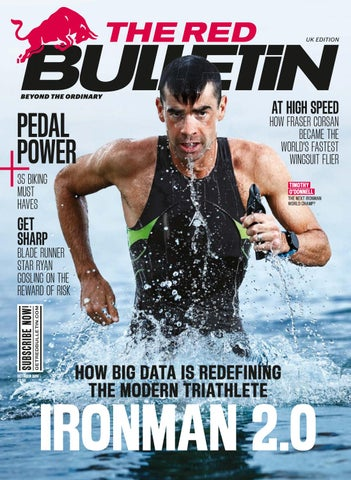 The Red Bulletin October 2017 Uk By Red Bull Media House Issuu