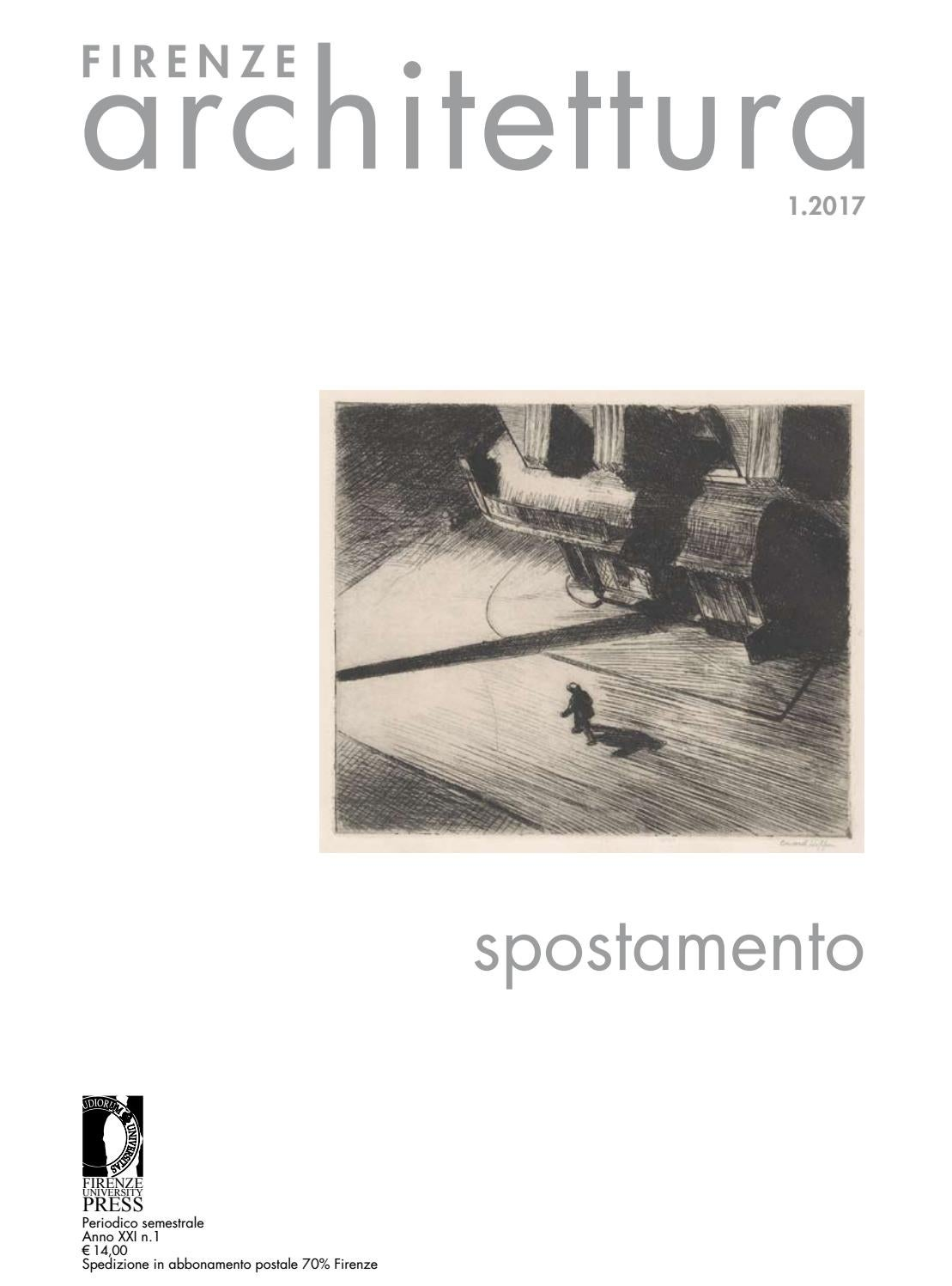 new arrival fde4f a2108 Firenze Architettura 2017 - 1 by DIDA - issuu