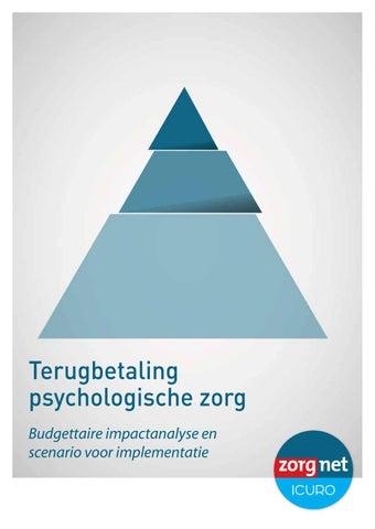 psychologische zorg