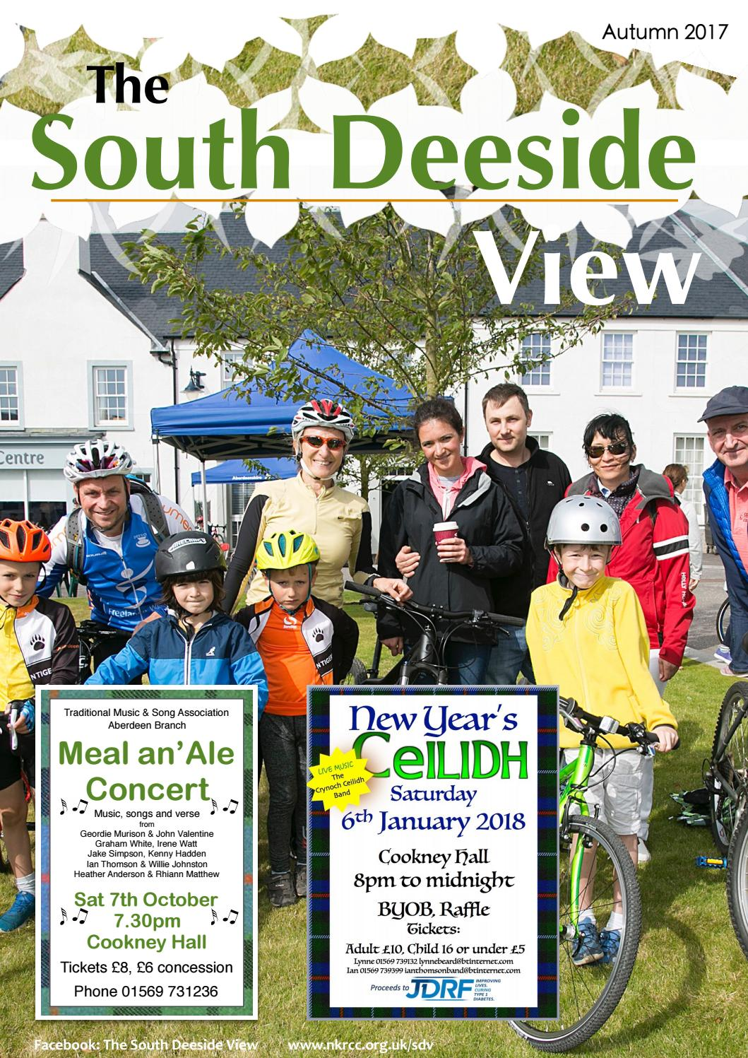 The South Deeside View Autumn 2017 by Lynne Beard - issuu