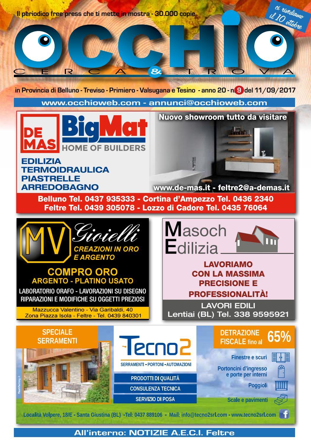 release date 9be6e 3a941 Occhio Web Cerca & Trova n°09 - Settembre 2017 by Occhio Web ...