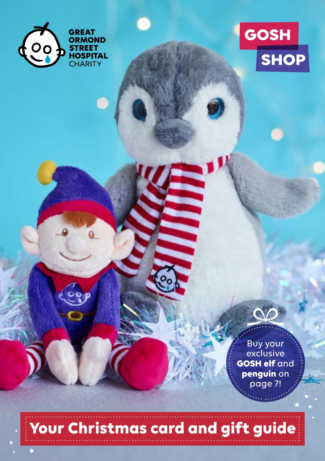 2017 GOSH Shop Christmas gift catalogue by Great Ormond ...