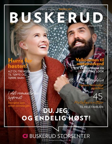6d6db194 Buskerud Storsenter, høst 2017 by Centerteam - issuu