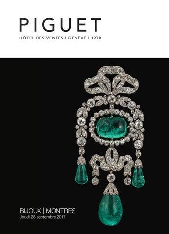 0ca44ff0acf Piguet Auction l September 2017 l Jewels by Piguet Hôtel des Ventes ...