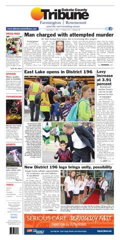 Dct9 7 17 by Dakota County Tribune - issuu