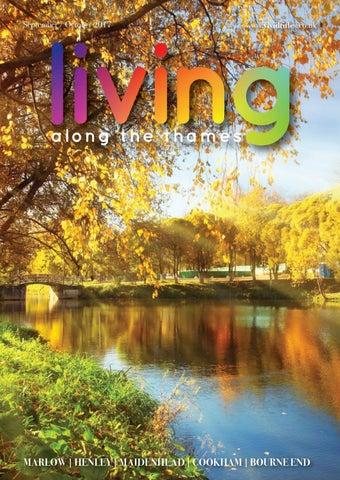 Living Along the Thames September/October 2017 by Living Along