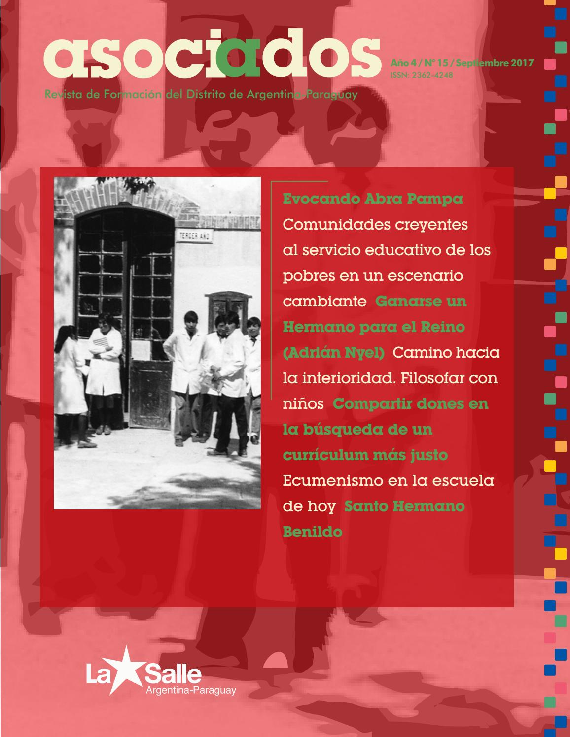 Asociados 15 by La Salle Argentina-Paraguay - issuu