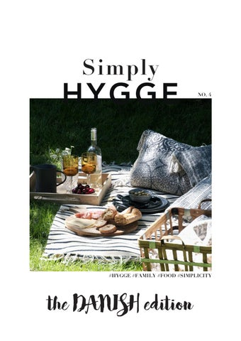 Simply hygge #4 The Danish edition