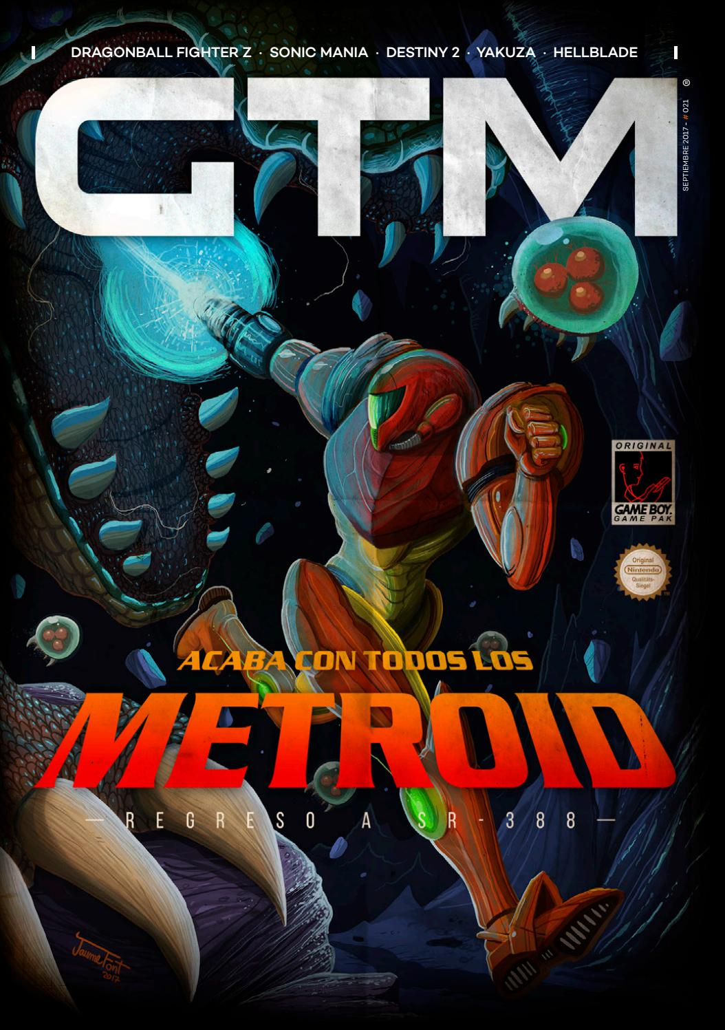 GTM #21 - Septiembre 2017 by GTM (GamesTribune) - issuu