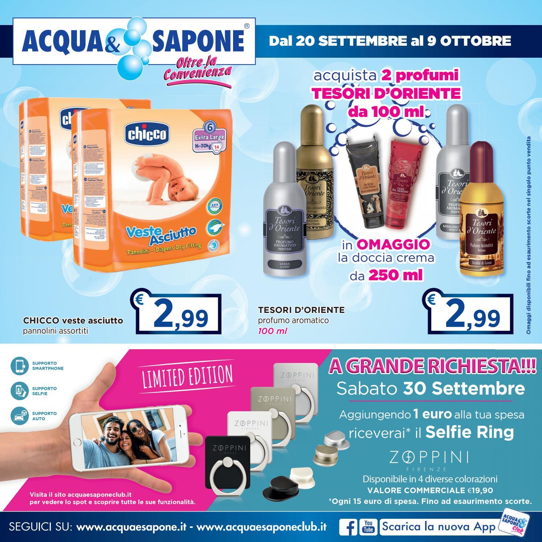 Volantino Acqua&Sapone n.15 by Acqua & Sapone - asclub - issuu
