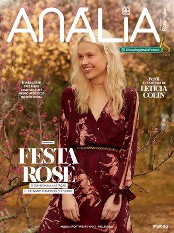 585b9524b6 Revista Anália 20 by Editora Mymag - issuu
