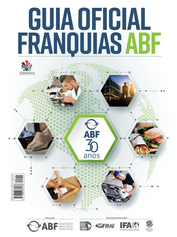 b167791e0140a Guia Oficial de Franquias ABF 2017 - Parte 2 by Editora Lamonica Conectada  - issuu