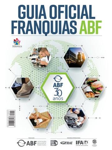 b1e574279 Guia Oficial de Franquias ABF 2017 - Parte 2 by Editora Lamonica ...