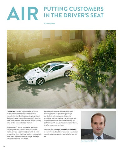 Page 68 of Air: Putting Customers in the Driver's Seat