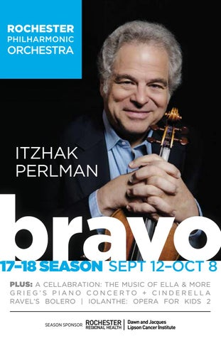 Bravo 1 by Rochester Philharmonic Orchestra - issuu