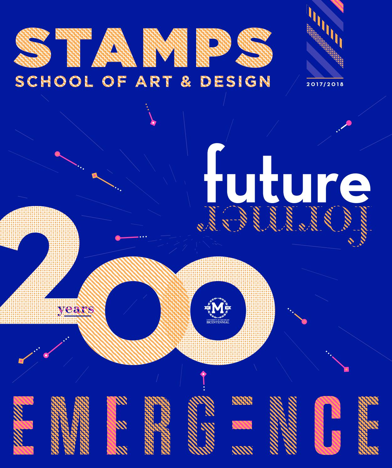 Emergence 2017 2018 By University Of Michigan Penny W Stamps School