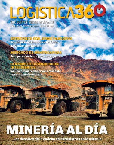 Edición 23 by Logistica 360 The Supply Chain Magazine - issuu 040f52b7a26c