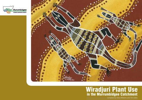 Wiradjuri plant guide by michael agzarian - issuu