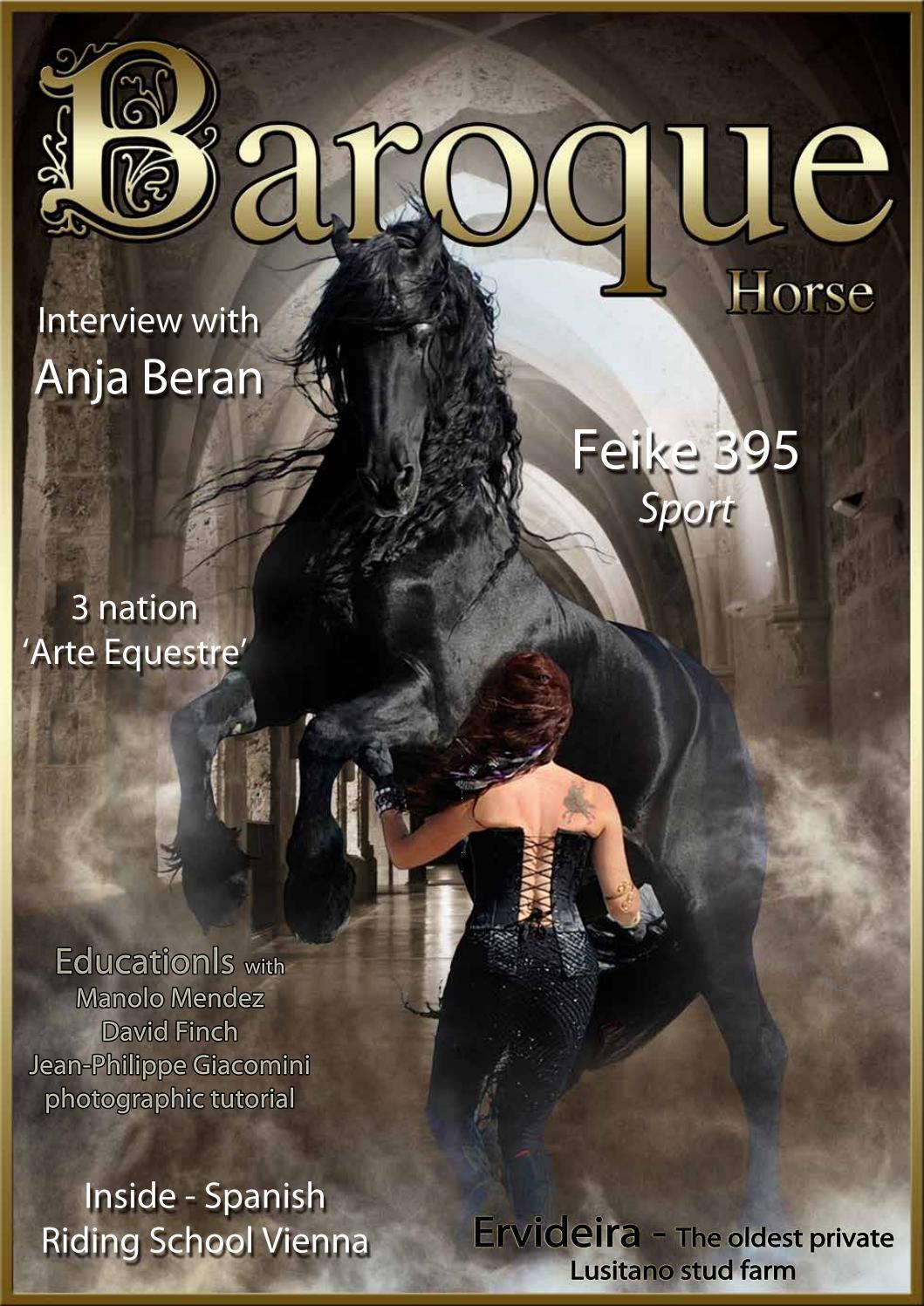 BH Dressage - Issue 32 by Baroque Horse Magazine - Issuu