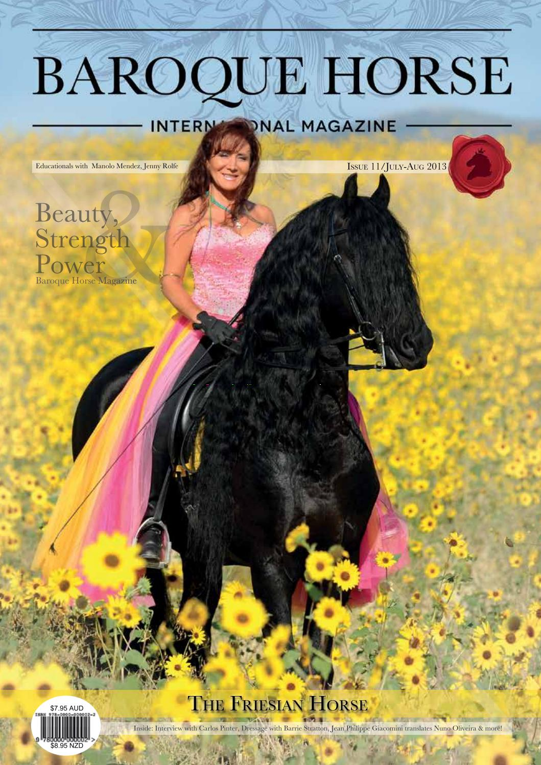 d69c35c7e4 Baroque horse ~ issue 11 by BH DRESSAGE - issuu