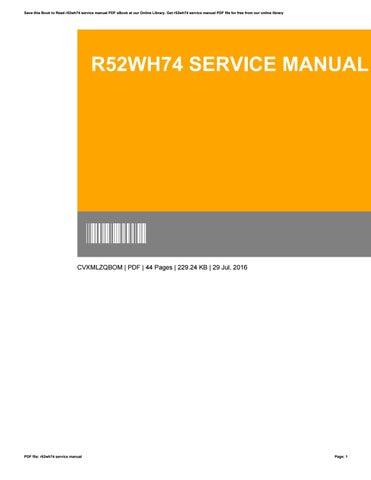 r52wh74 service manual product user guide instruction u2022 rh testdpc co RCA Remote RCA DLP TV Web Browser