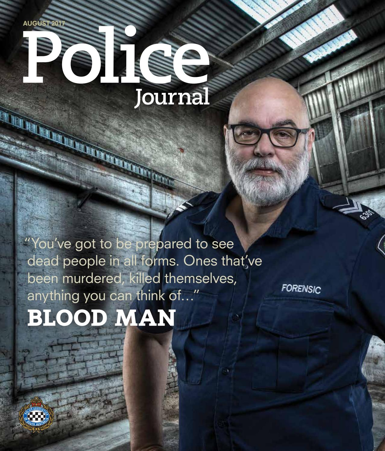 Police Journal August 2017