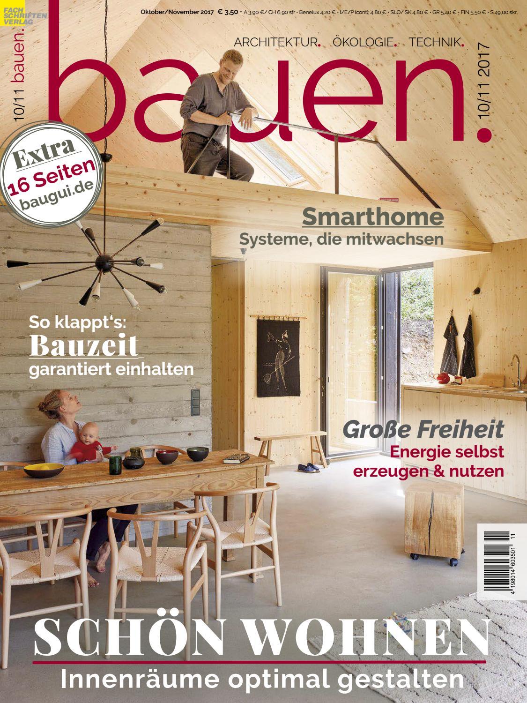 Bauen 10/11-2017 by Fachschriften Verlag - issuu