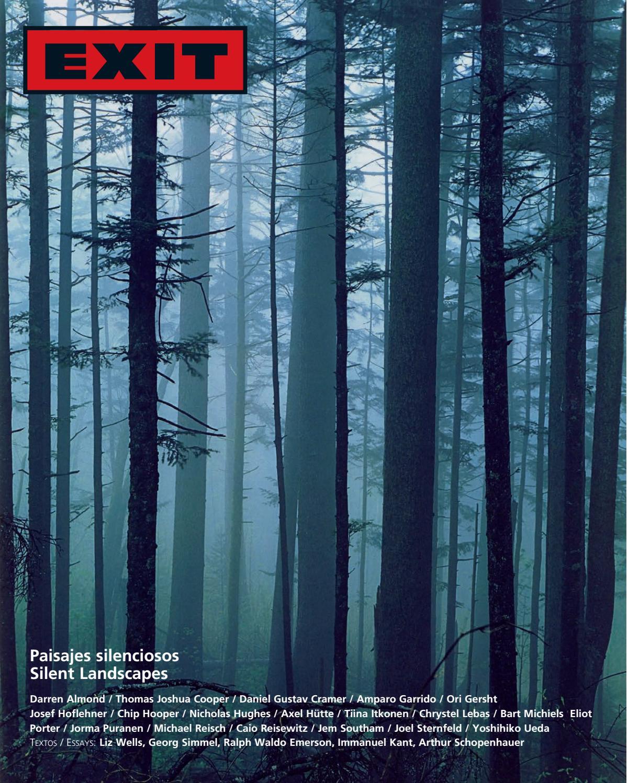 exit  38  u00b7 paisajes silenciosos    silent landscapes by