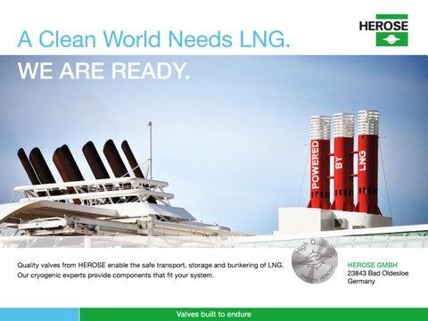 LNG World Shipping September/October 2017 by rivieramaritimemedia