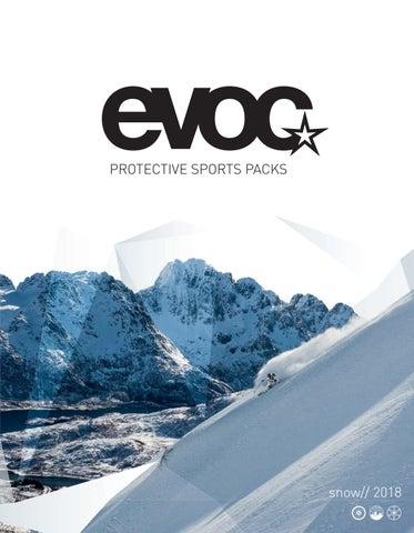 0fe593f53a5 EVOC snow  2018 de by EVOC - issuu