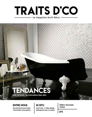 Traits Dco Magazine Grenoble Voiron N1 Septembre 2017 By