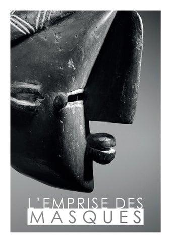 se connecter les dernières nouveautés belle qualité L'Emprise des Masques by Charles-Wesley Hourdé - issuu