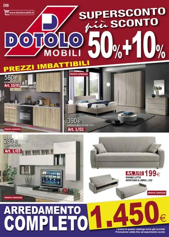 Giornalino Offerte D09 By Dotolo Mobili Issuu