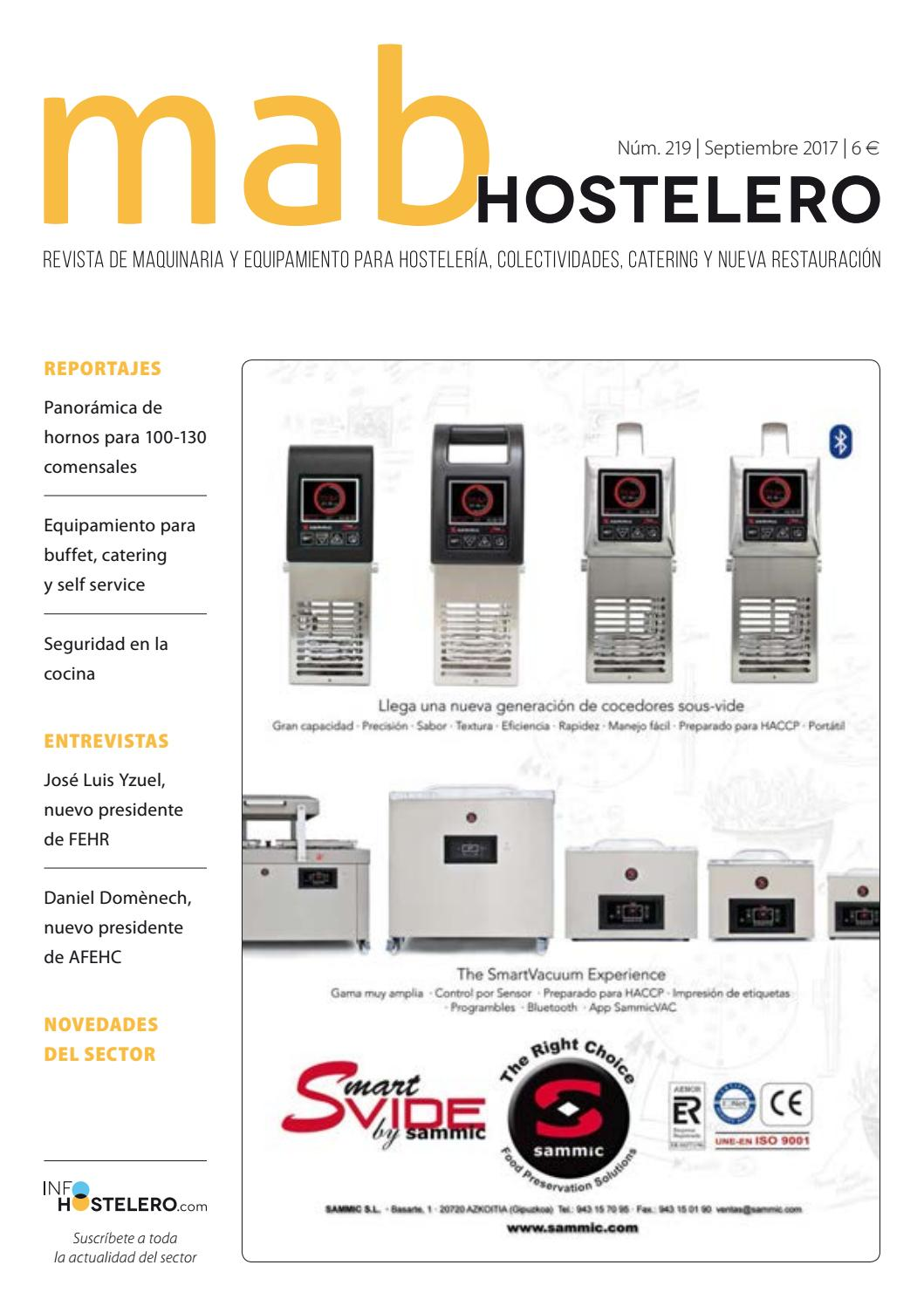 MAB Hostelero - 219 by Peldaño - issuu 08772e68c616